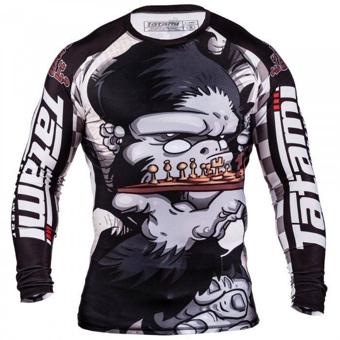 Рашгард Tatami Chess Gorilla Rash Guard