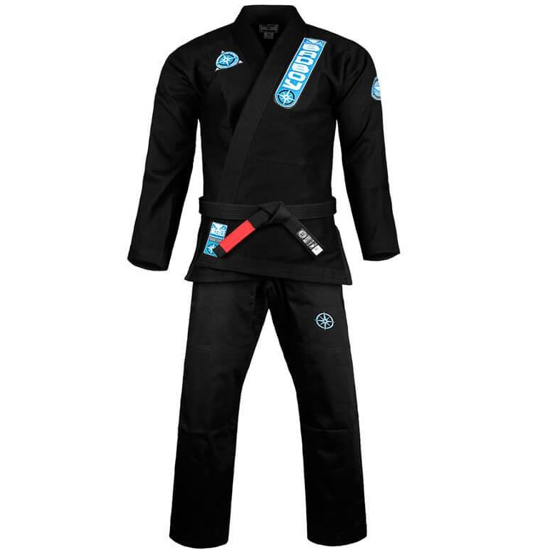 Кимоно Детское Bad Boy Training Series North South Youth BJJ Gi-Black