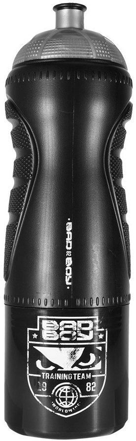 Бутылка Bad Boy Training Water Bottle - With Storage Compartment 500ml