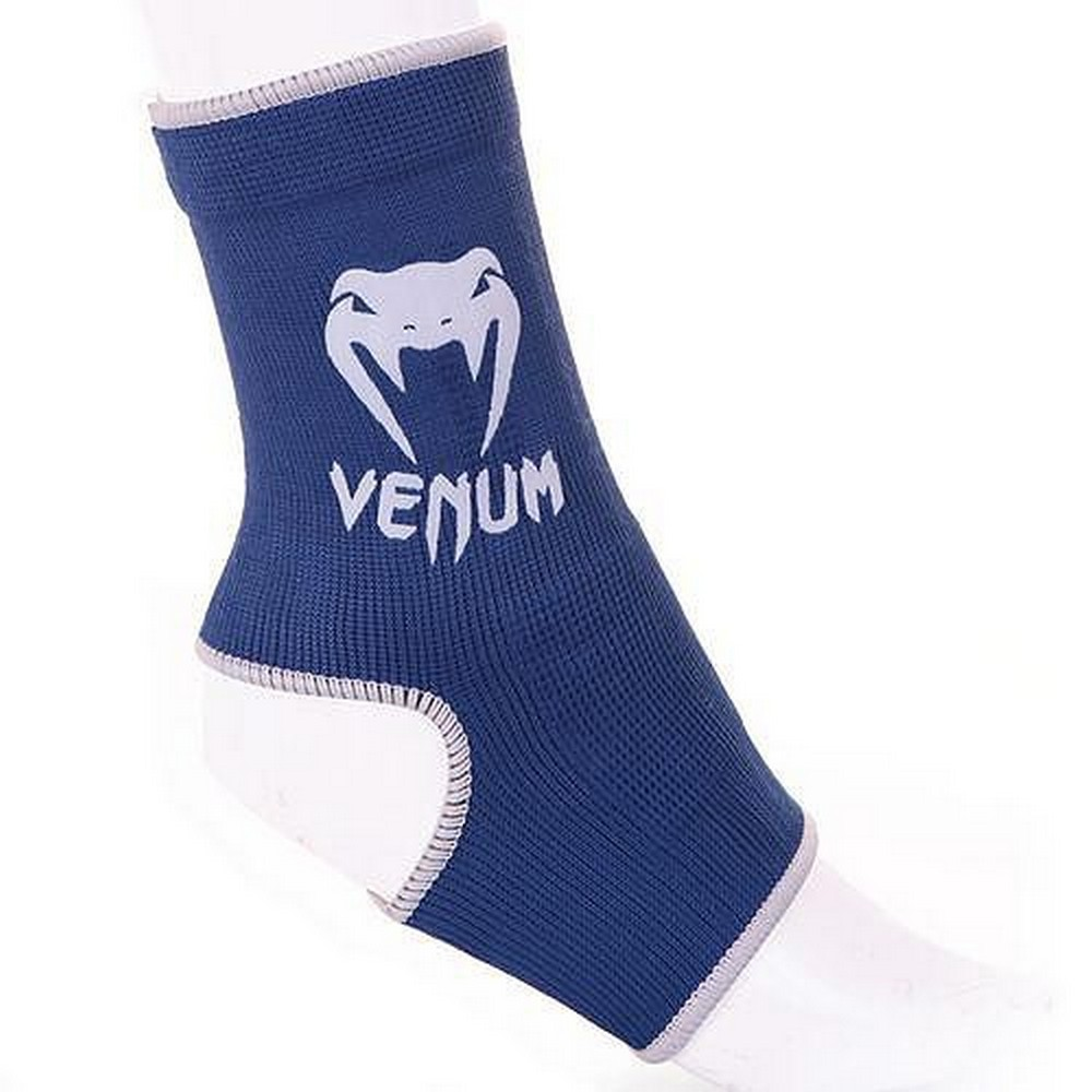 Суппорт Venum Ankle Support Guard - Muay Thai Kick Boxing  - Blue