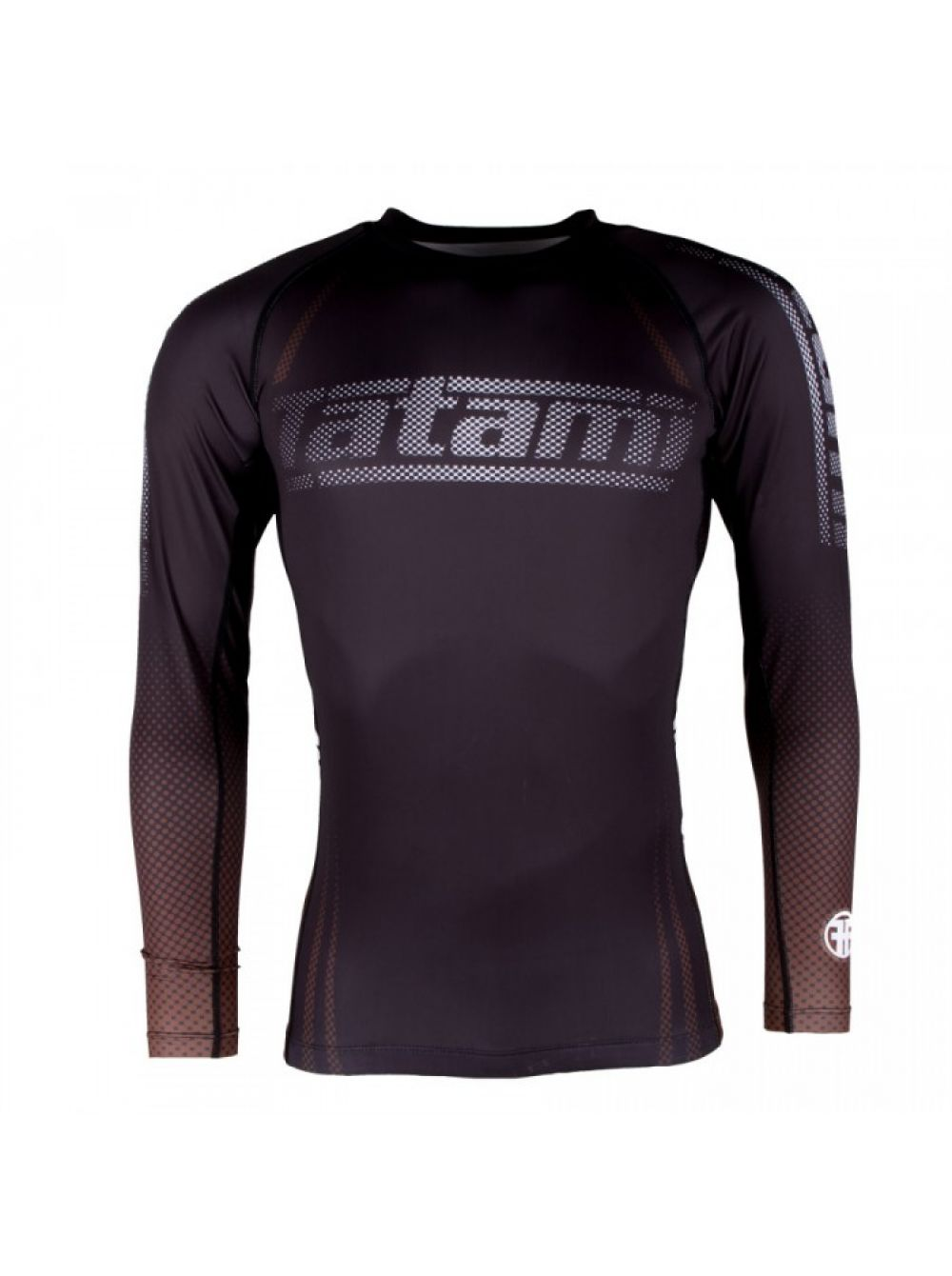 Рашгард Tatami New IBJJF Rank Long Sleeve Brown
