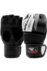 Перчатки для ММА Bad Boy Pro Series Advanced MMA Gloves-Black/White