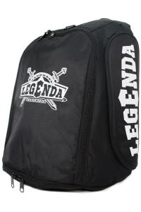 Рюкзак-сумка Трансформер Legenda Asbolute Training Bag Black